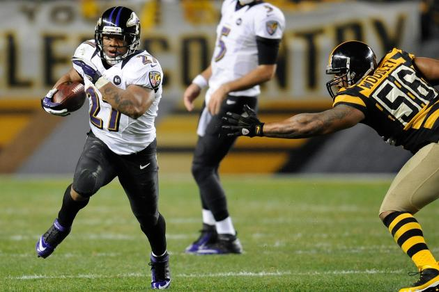 Ravens Tie Mark for Division Dominance
