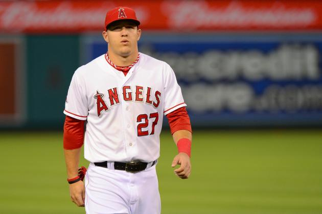 Will Trout, Harper's Rookie Success Lead to More Phenoms Being Called Up Early?