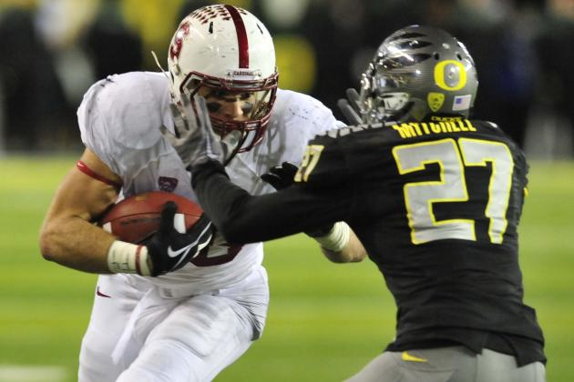 Ducks Fall to No. 5 in BCS, Though Path to Title Game Still Exists