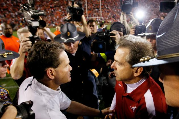 Auburn vs. Alabama: The Iron Bowl Upset Auburn Is Looking for Is Extremely Rare