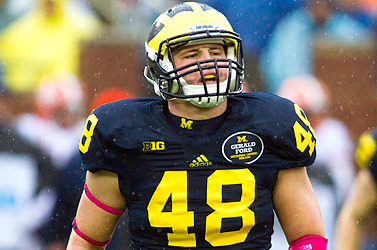 Desmond Morgan to Play vs. Ohio State