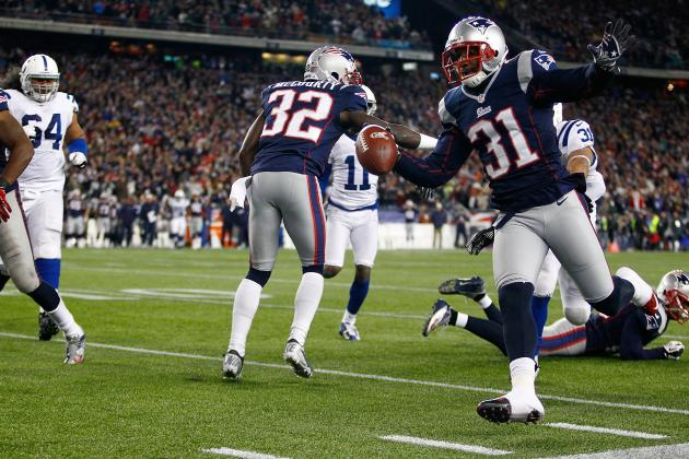 Breaking Down Aqib Talib's First Game for the New England Patriots