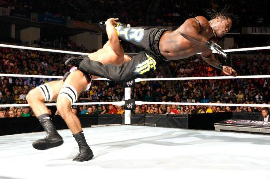 WWE Survivor Series Results: What's Next for R-Truth After Loss to Cesaro?