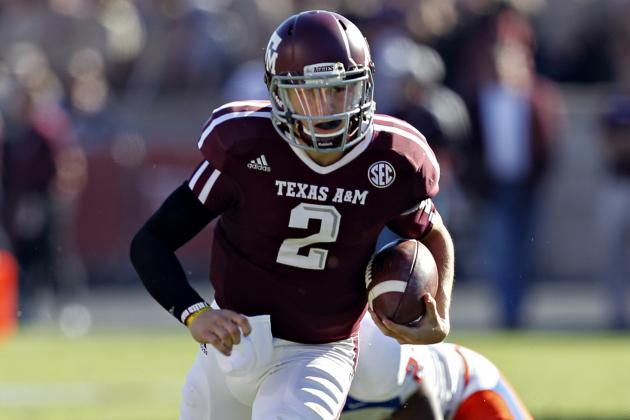 Johnny Manziel: The Obvious Heisman Choice After Week 12