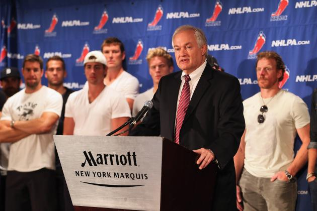 NHL, Players' Association Scheduled to Resume CBA Negotiations Monday