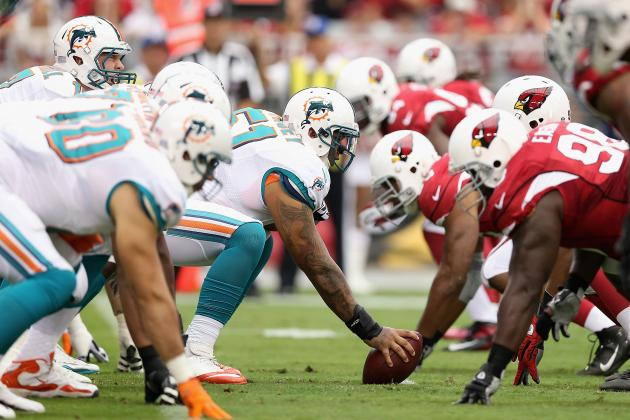 Mike Pouncey: Miami Dolphins' Center Has Become One of the Best in the NFL