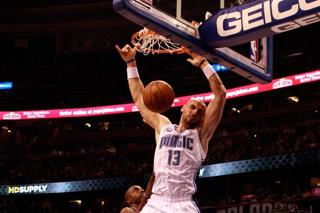 NBA Trade Rumors: Could Marcin Gortat Return to Orlando Magic?