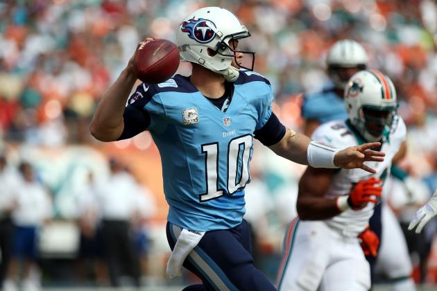 Titans Spend Bye Resting, Target Strong Finish