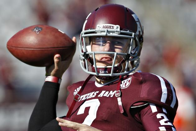Johnny Manziel: Hype Will Lead Freshman to Historic Heisman Victory