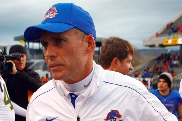 Boise State Back in BCS Standings