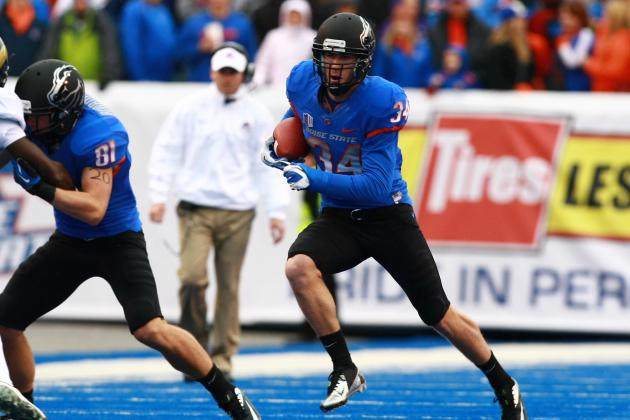 Southwick Stepping Up for Boise State