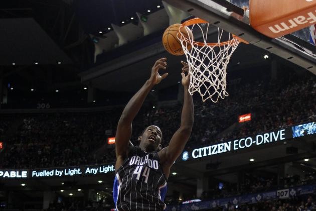 Andrew Nicholson Enjoyed His Homecoming When the Magic Played the Toronto