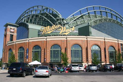Brewers Announce Miller Park Improvements