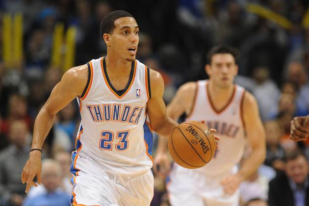 Kevin Martin Will Remain the Sixth Man for Now