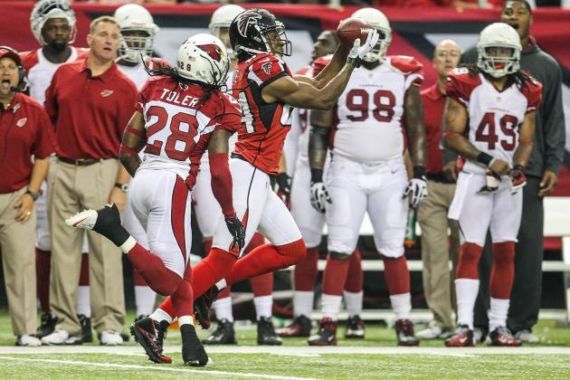 Arizona Cardinals Conerback Greg Toler's Play Nearly Turns Tide