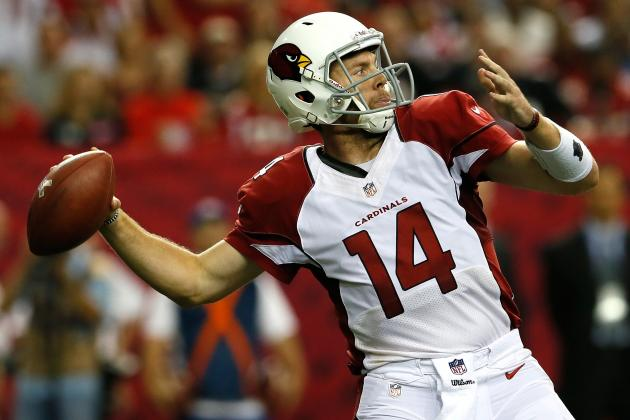 On Cards' QB Issues and Benching Skelton