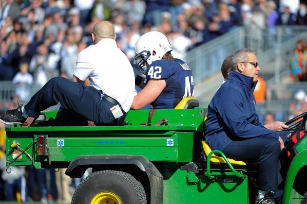 Injured Mike Mauti Draws High Praise from Teammates