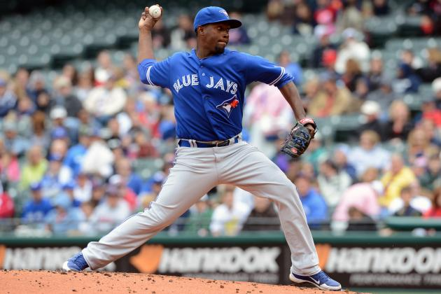 Blue Jays Designate Joel Carreno for Assignment