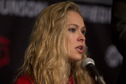Dana White: UFC Simply Testing Waters with Women's MMA