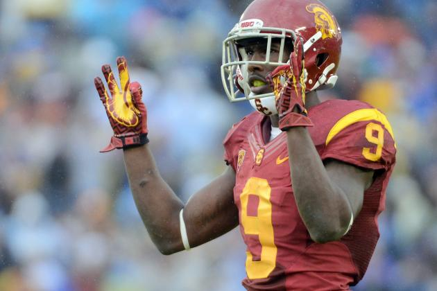 Notre Dame Football: USC Players to Fear When Fighting Irish Take on Trojans