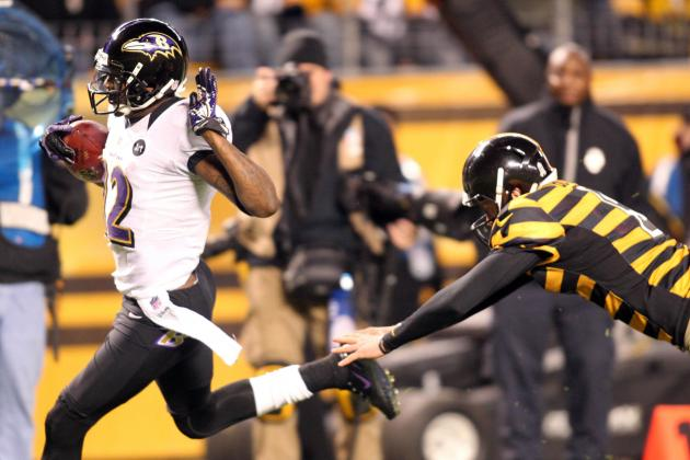 Looking at the 3 Plays That Led to the Baltimore Ravens' 13-10 Win over Steelers