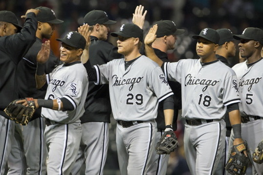 White Sox Expected to Add Four to 40-Man Roster