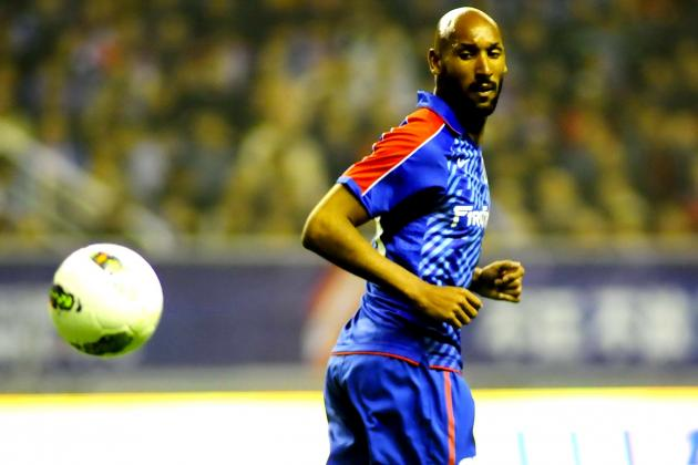EPL Transfer Rumors: Would Nicolas Anelka Be a Good Fit at West Ham?