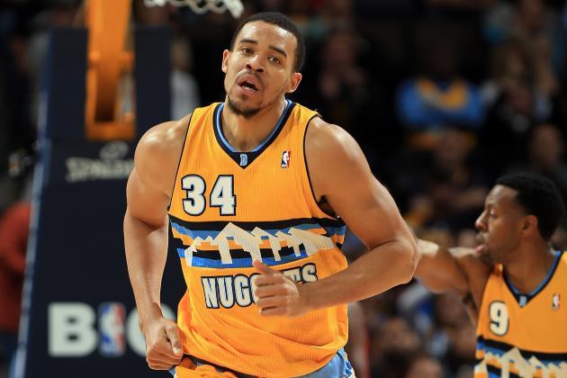 Rapid Reaction: Denver Nuggets 100 San Antonio Spurs 126