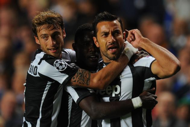 Juventus vs. Chelsea: Clash Between European Powers Has Huge Group E Implication