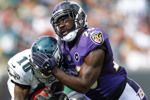 Ed Reed Suspended One Game for Repeated Violations of Player Safety Rules