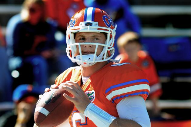 Jeff Driskel to Play for Gators Saturday
