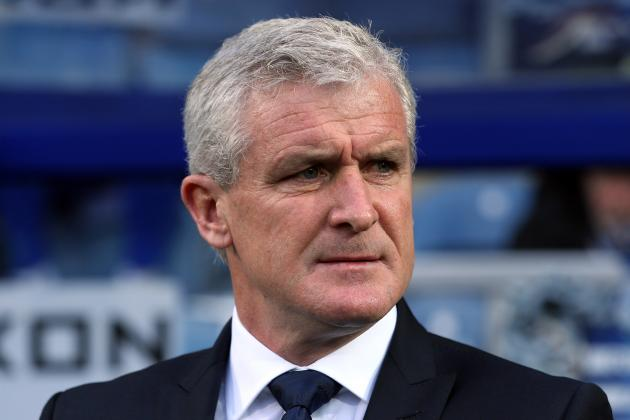 QPR Manager Mark Hughes in Lengthy Talks over Club's Form
