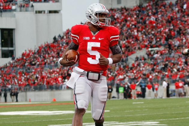 2012 College Football Week 13 Picks: Ohio State over Michigan