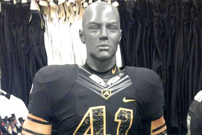 Army and Navy Unveil Uniforms for Rivalry