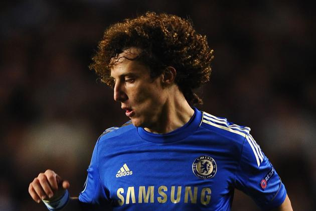 David Luiz Confirms Chelsea Dressing-Room Row