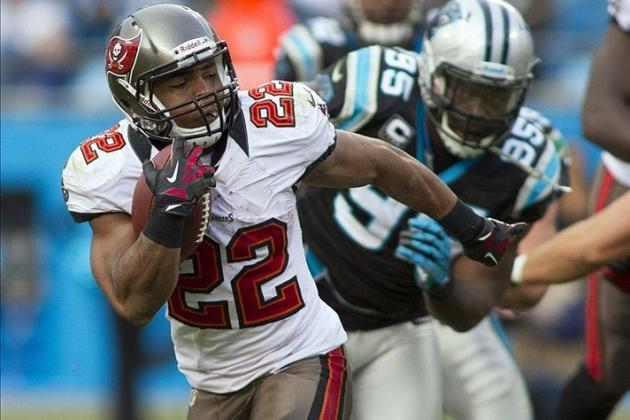 Fantasy Football: Doug Martin Headlines 'NFC Random Thoughts' from Week 11