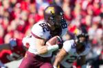 Gophers' WR Quits Team, Writes Scathing Letter to Coach