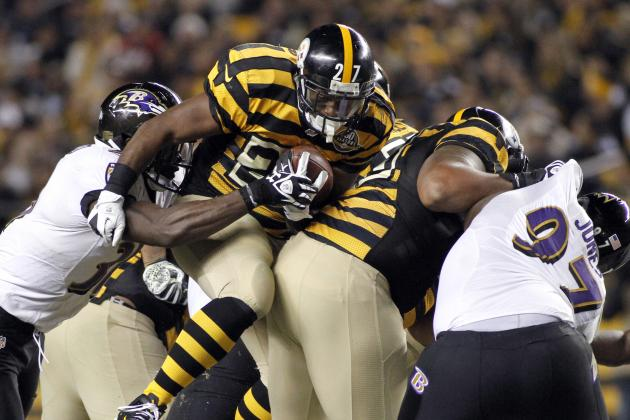 Breaking Down Why Jonathan Dwyer Is the Steelers Starter, Now and in the Future
