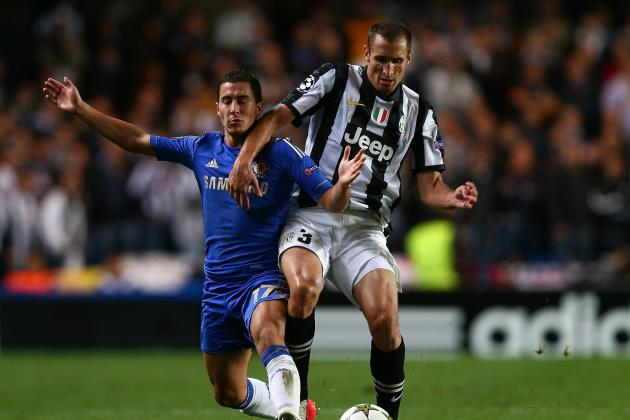 Juventus vs. Chelsea: Preview and Prediction