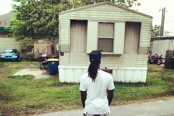 Andrew McCutchen Tweets Powerful Picture of His Humble Beginnings