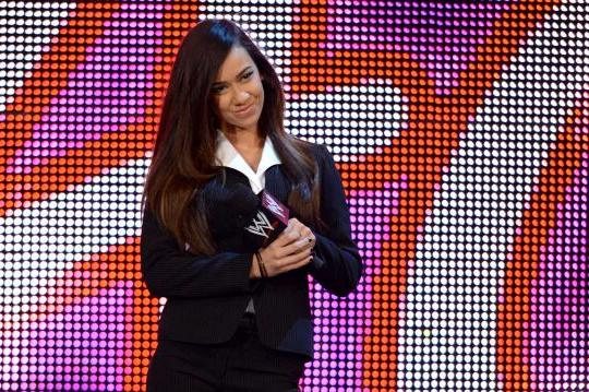 Does the Next WWE Divas Star Work for the Company Right Now?