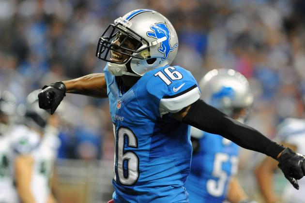Lions Send Titus Young Home for a Week for Bad Behavior