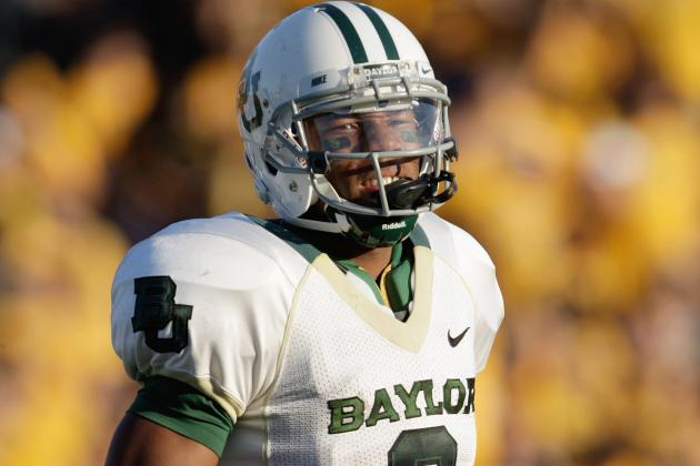Williams Named Baylor's 1st Biletnikoff Award Finalist