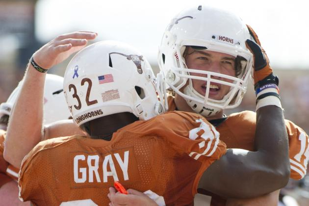 Sources: Texas Will Host Texas Tech on Thanksgiving in 2013