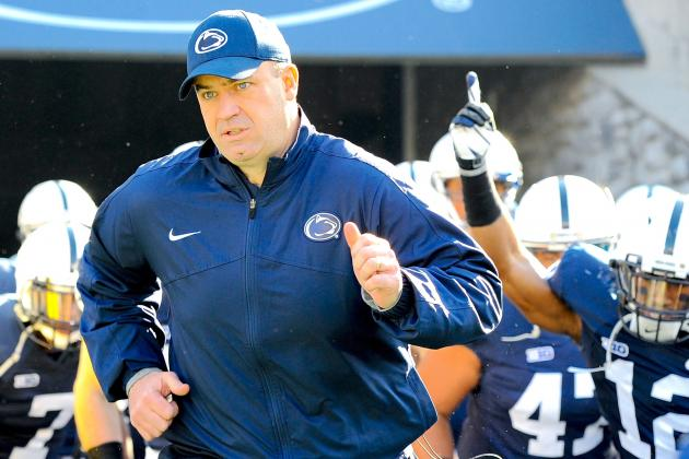 Bill O'Brien Owes Penn State Fans a Clear Answer on Whether He's Coming Back
