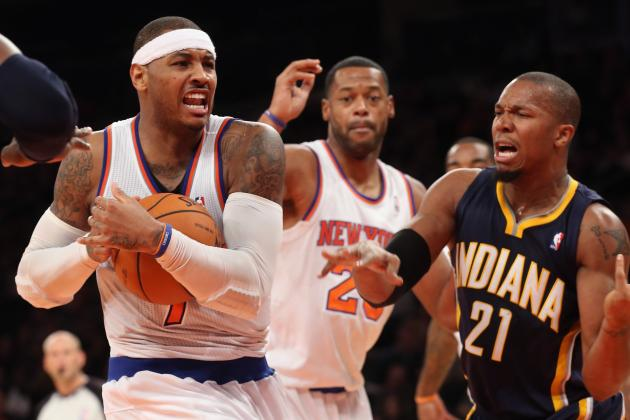 With a Focus on Defense and Unselfish Play, Knicks Return to Winning Formula