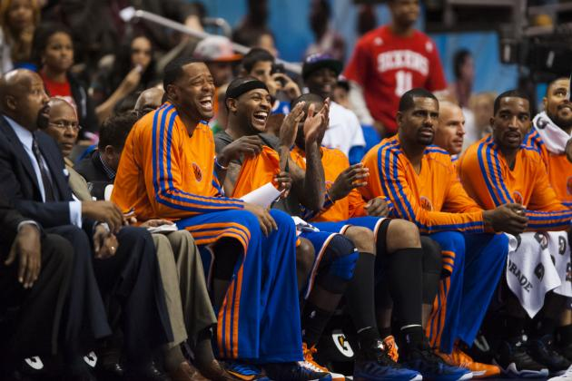 Why Early Season Injuries Are a Blessing in Disguise for NY Knicks