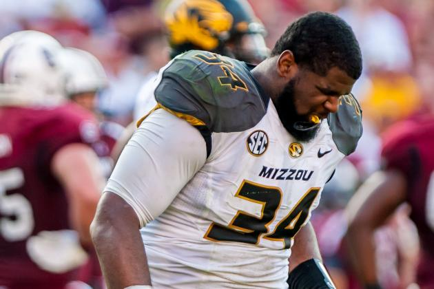 Mizzou DT Richardson Will Play vs Texas A&M