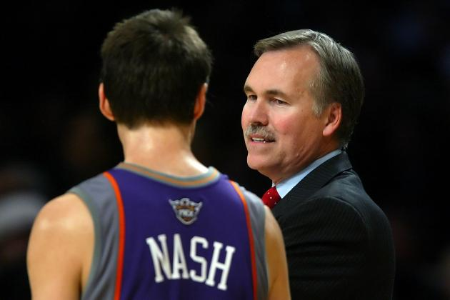 Mike D'Antoni and Steve Nash's Chemistry Will Prove Jerry West Wrong