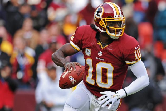 Robert Griffin III: Redskins QB Still Has Edge for Rookie of the Year
